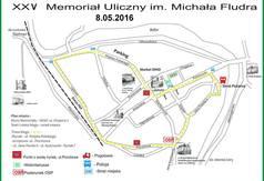 25 Memoriał Uliczny im. Michała Fludra we Wleniu.