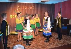 Zespól Taneczny Folwark - grupa średnia (link otworzy duże zdjęcie)