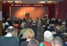 powitanie gości przez dyrektora GOK Gościeradów (link otworzy duże zdjęcie)