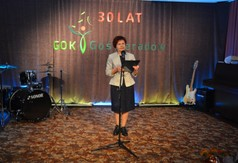 Laura Strzelecka - była dyrektor GOK-u (link otworzy duże zdjęcie)