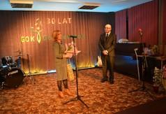 podziękowania od pani dyrektor PSP w Mniszku (link otworzy duże zdjęcie)