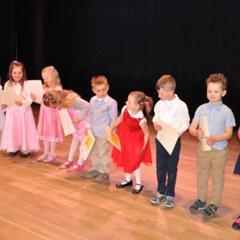 Fest. piosenki przedszkolaków